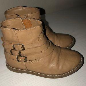 Old navy zip up boots